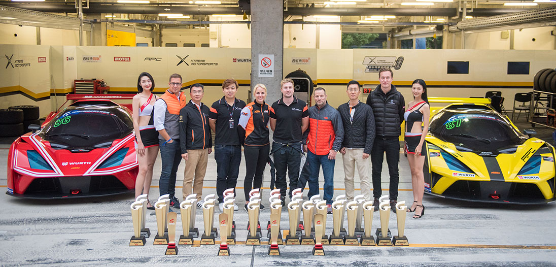 Xtreme 锐客专业赛车俱乐部 车队运营