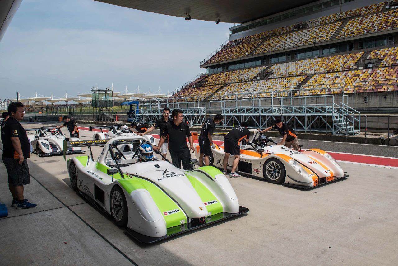 Radical SR3 株洲国际赛车场首试