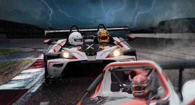6月 Radical SR3、KTM X-BOW R 株洲国际赛车场测试